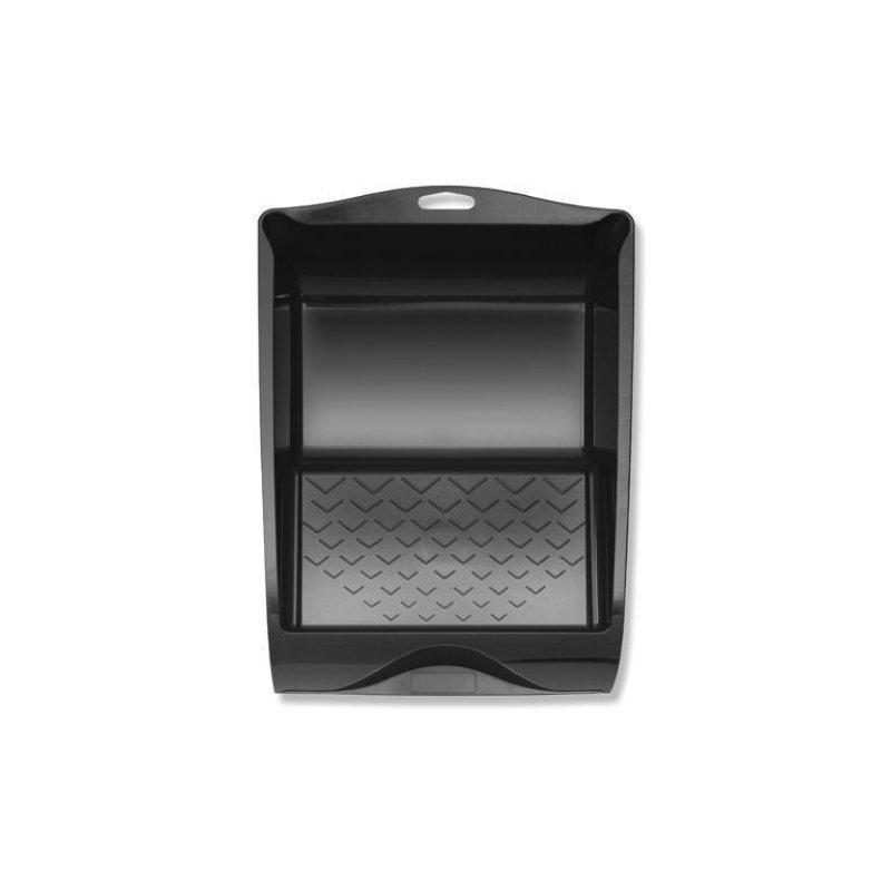 farbwanne kunststoff schwarz 26cm x 32cm 1 20. Black Bedroom Furniture Sets. Home Design Ideas