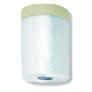 Kombi Mask Masker Tape 55cm x 20m mit Malerkrepp
