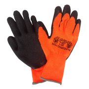 Winterhandschuhe ICE-DEFENDER warnorange 10 / XL