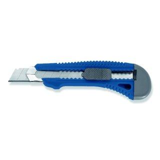 Cuttermesser 18 mm mit Metallführung