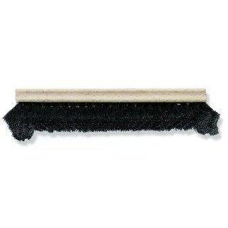 Tapezierbürste schwarze Kunstborste 235 mm x 60 mm