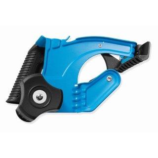 Abdeckroller Handmasker blau / schwarz