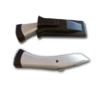 Universal-Teppichmesser mit Schnellverschluss & Köcher