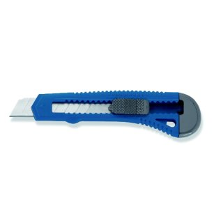Cuttermesser 18 mm aus Kunstoff