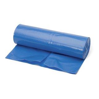15 extra starke LDPE-Müllsäcke ( Typ 100 blau )