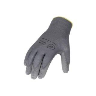 Arbeitshandschuhe Handschuhe PU beschichtet grau