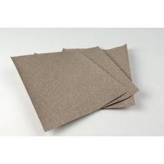 Alu-Oxyd-Schleifpapier, 1 Bogen Korn 60 - 240