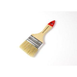 Naturborsten Flachpinsel Pinsel Stärke 5. Größe 60mm