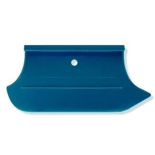 Tapezierspachtel 28 cm, blau
