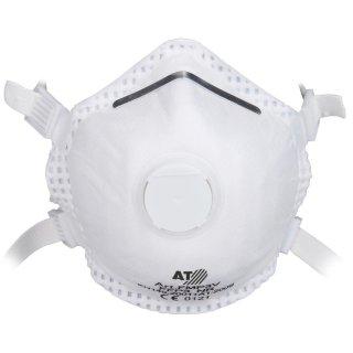 5 Stück Staubmaske Feinstaubmaske Atemschutz FFP3 NR D