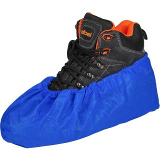10 Stück Überschuhe Schuhüberzieher Überziehschuhe blau