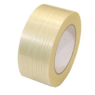 Filamentband Glasfaser Klebeband Packband 50mm x 50m