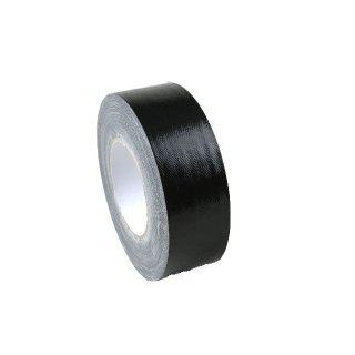 Gaffa Tape Klebeband Gewebeband schwarz 48mm x 50m