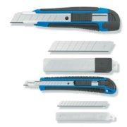 4-teiliges Cuttermesser Abbrechmesser Set
